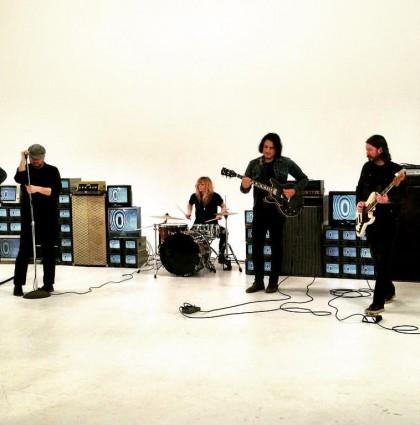 Ακούστε ολόκληρο τον νέο δίσκο των The Black Angels!