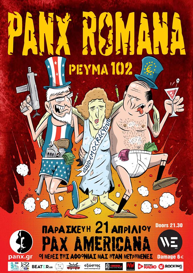 Panx Romana_Poster