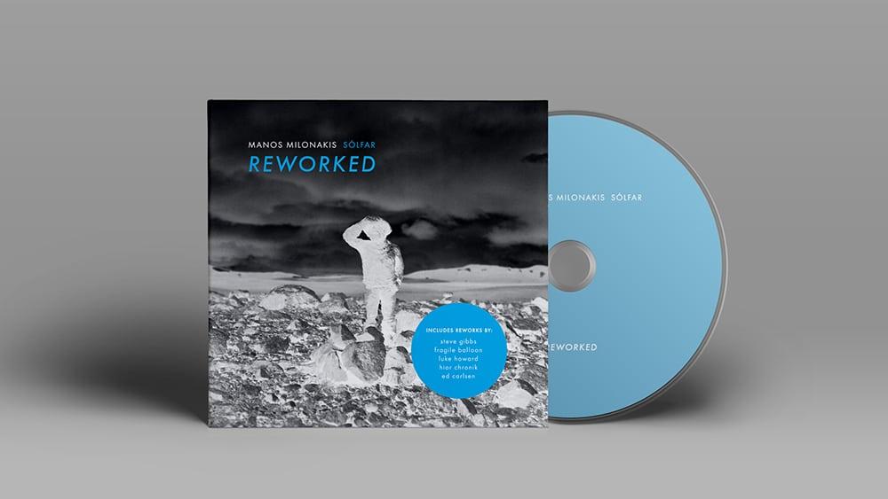 Solfar Reworked CD