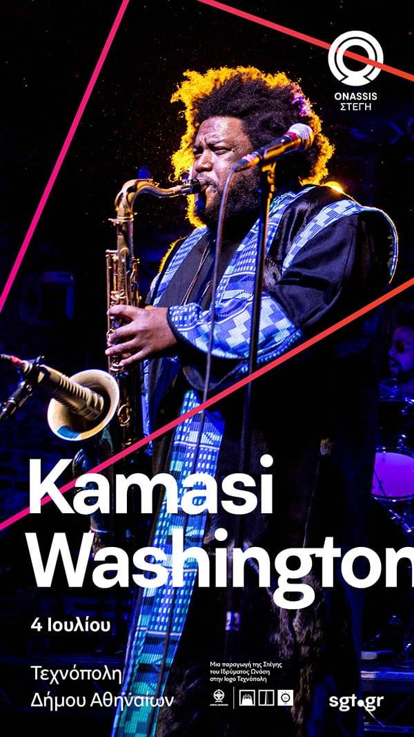 kamasi Washington_poster