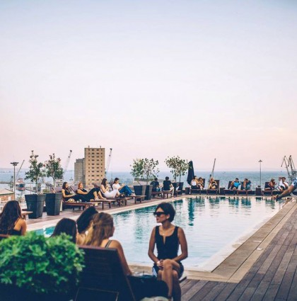 O Kenny Dope έρχεται στο επόμενο NON Rooftop Party!