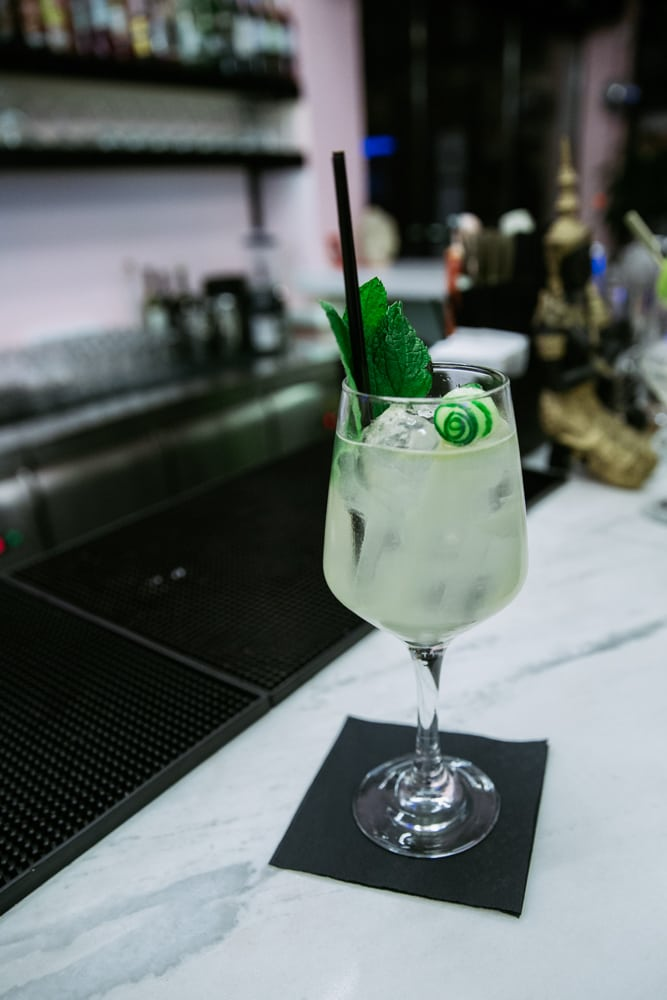 Δοκιμάσαμε τα νέα καλοκαιρινά cocktail του Uberdooze!