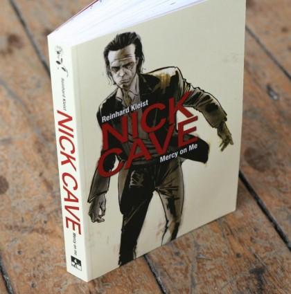Νέο κόμικ για τη ζωή του Nick Cave!