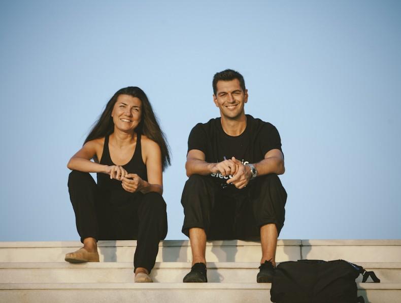 Αργυρώ Μπαράτα & Αναστάσιος Διόλατζης: Το Reworks Agora δίνει φωνή σε όλους μας!