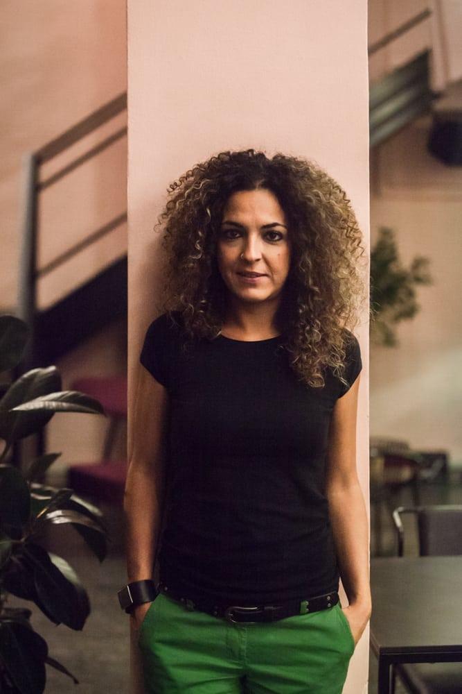 Η Τάνια Βλαχομήτρου και το in the loop: Μια εφαρμογή που σε ξεναγεί στη Θεσσαλονίκη!