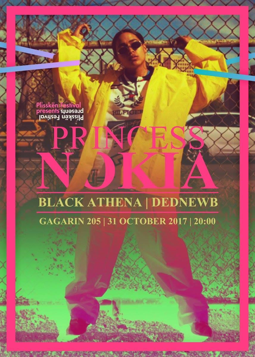 Ptincess Nokia Poster
