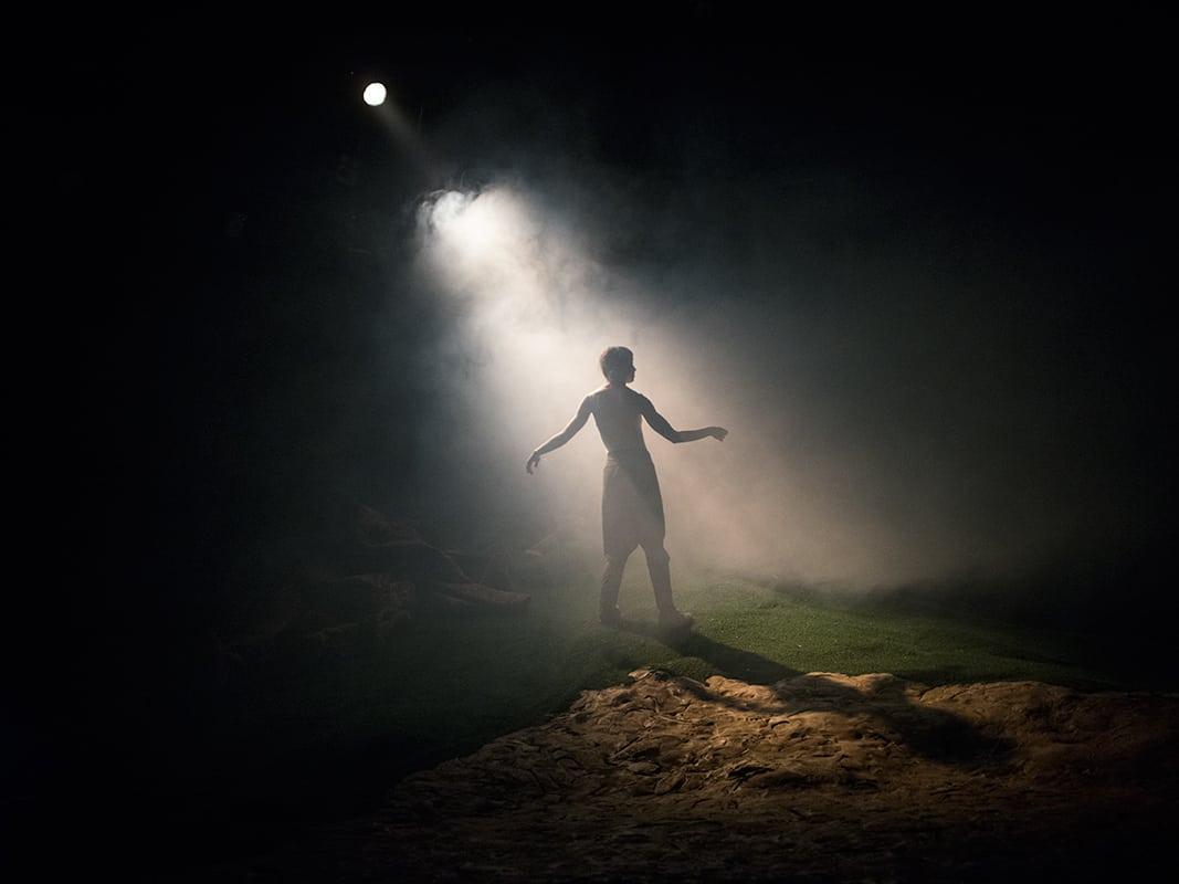 Ο Άρης Σερβετάλης ζωντανεύει τον Ριχάρδο Β' του Γουίλιαμ Σαίξπηρ!