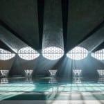 Η καλύτερη αρχιτεκτονική φωτογραφία του 2017 είναι σε μια πισίνα!