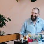 Φάγαμε brunch με τον Γιώργο Μαντζουρανίδη στο Uberdooze!