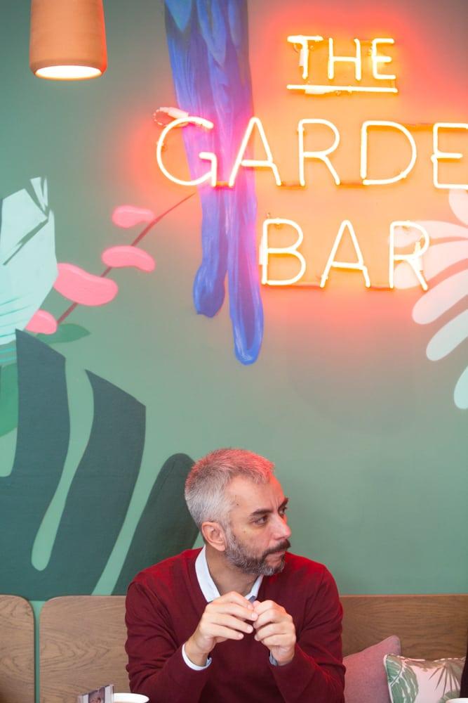 Κυριακάτικο Brunch με τον Δημήτρη Φακίνο στο Garden Bar!
