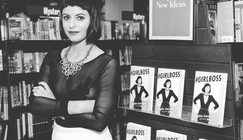#GIRLBOSS, From Thief To Chief: A Conversation With Sophia Amoruso And Nicole Richie