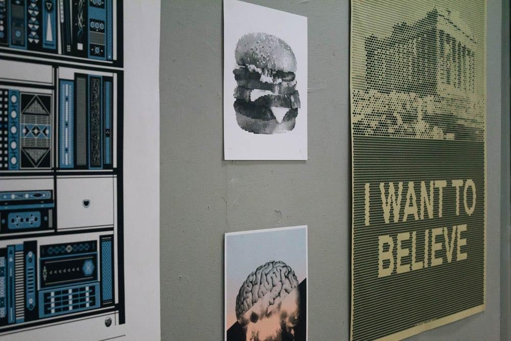 Design Athens 4: Ο πλοχμός, το ασανσέρ και το burger.