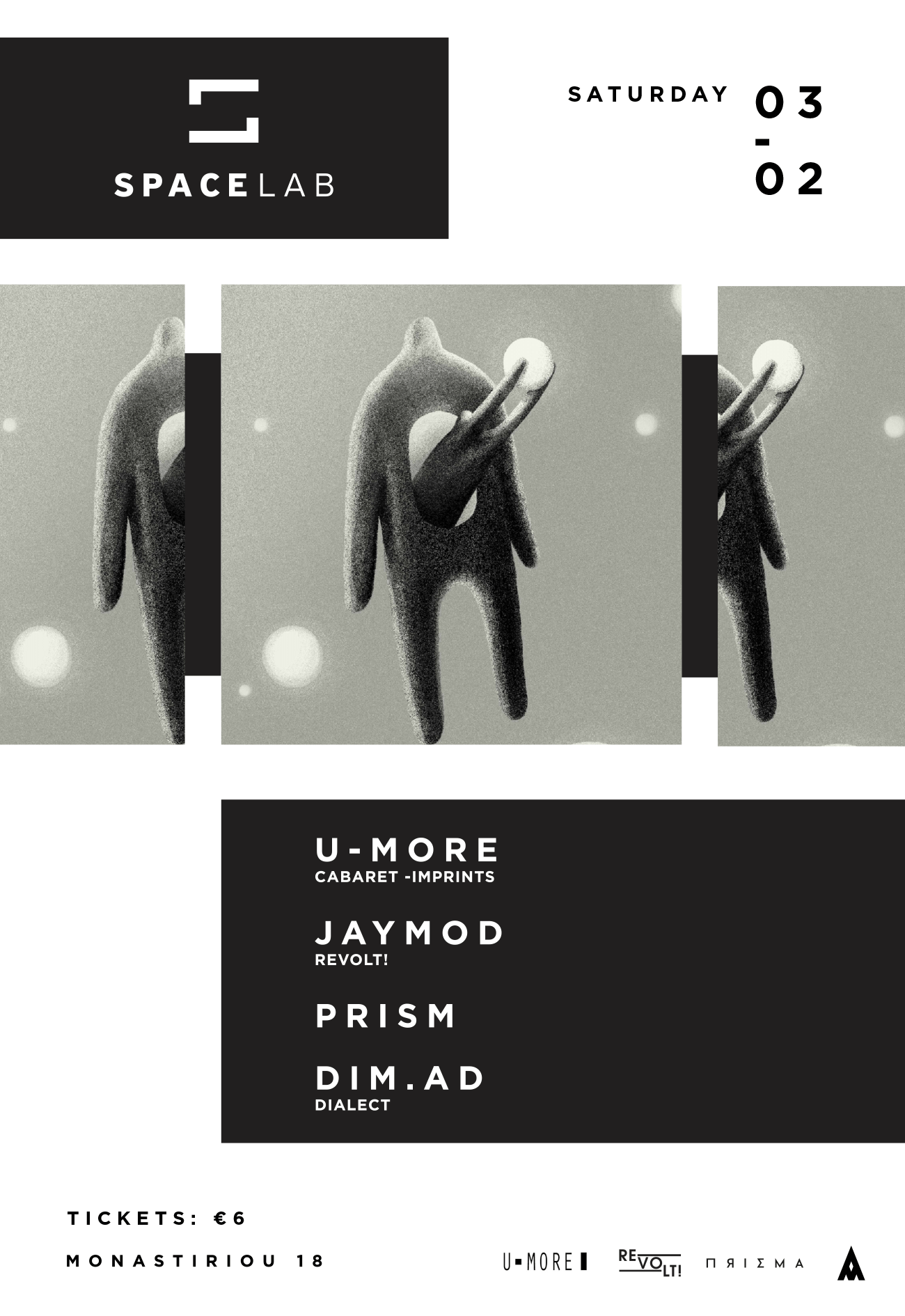 POSTER UMORE
