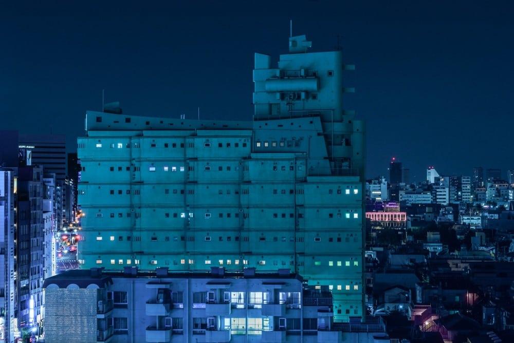 Οι φωτογραφίες του Tom Blachford είναι σκέτο Blade Runner!