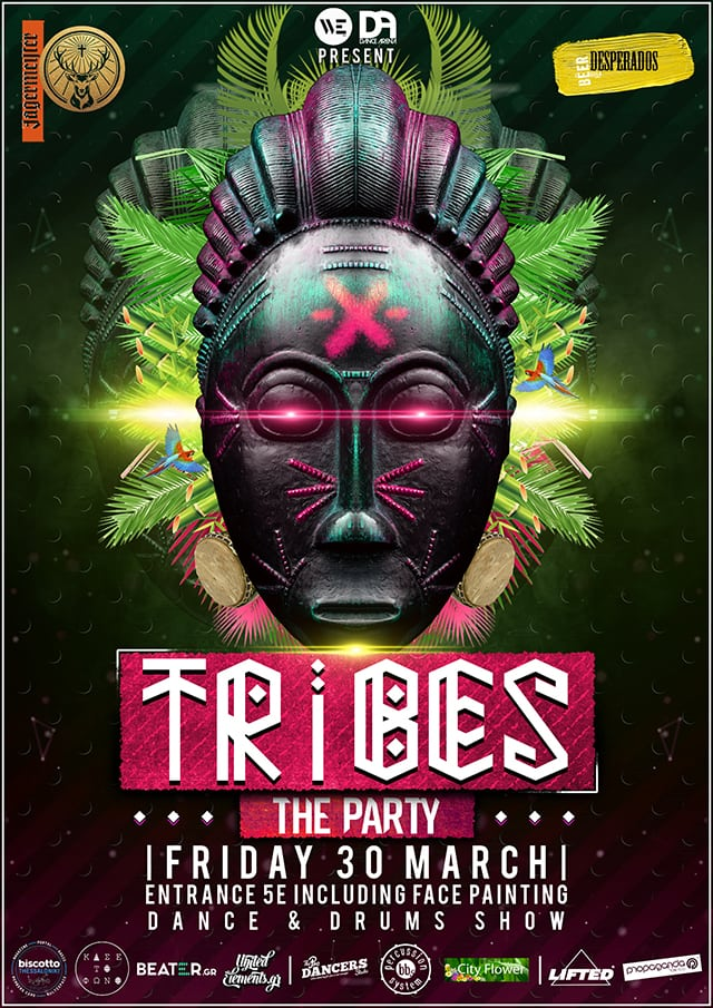 Tribes Final Poster
