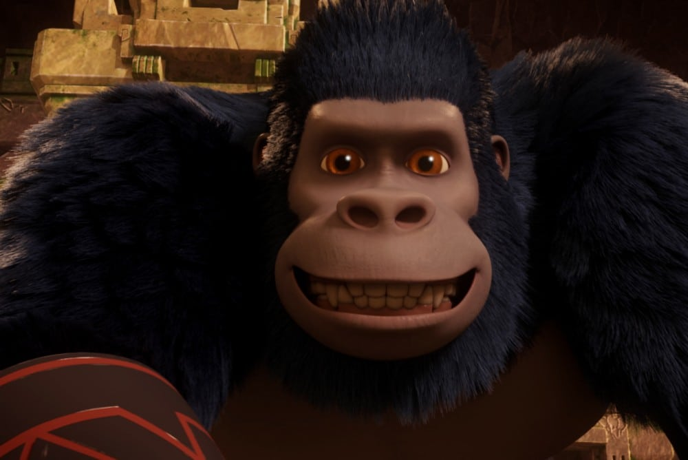 KONG_THE KING OF APES