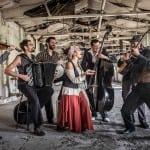 Οι Barcelona Gipsy BalKan Orchestra στον πολυχώρο WE | Κερδίστε Προσκλήσεις
