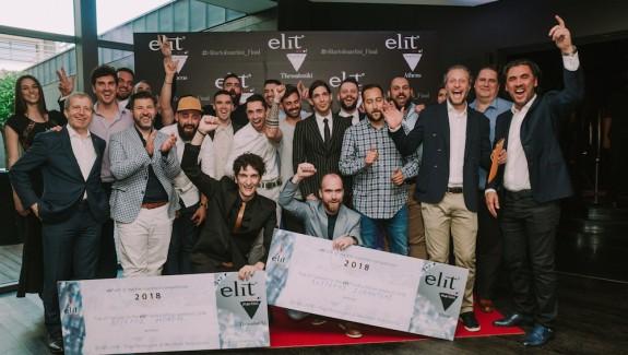 Όλοι οι συμμετέχοντες από το διαγωνισμό Elit Art Of Martini