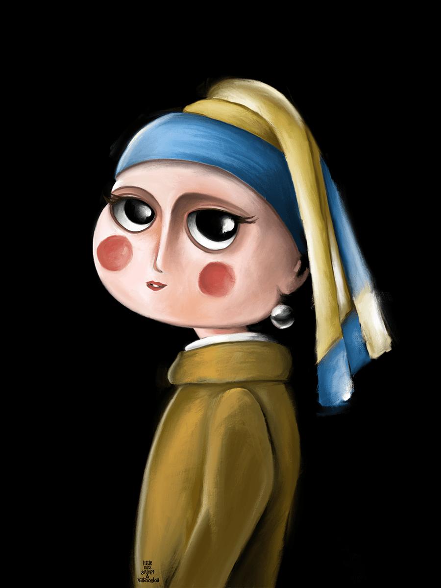 Τα τετράδια της Little Miss Grumpy είναι ό,τι πιο χαριτωμένο έχετε δει!
