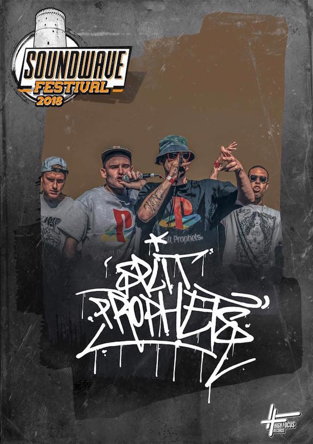 Όλη η νέα γενιά του Hip Hop έρχεται στο Soundwave Festival!