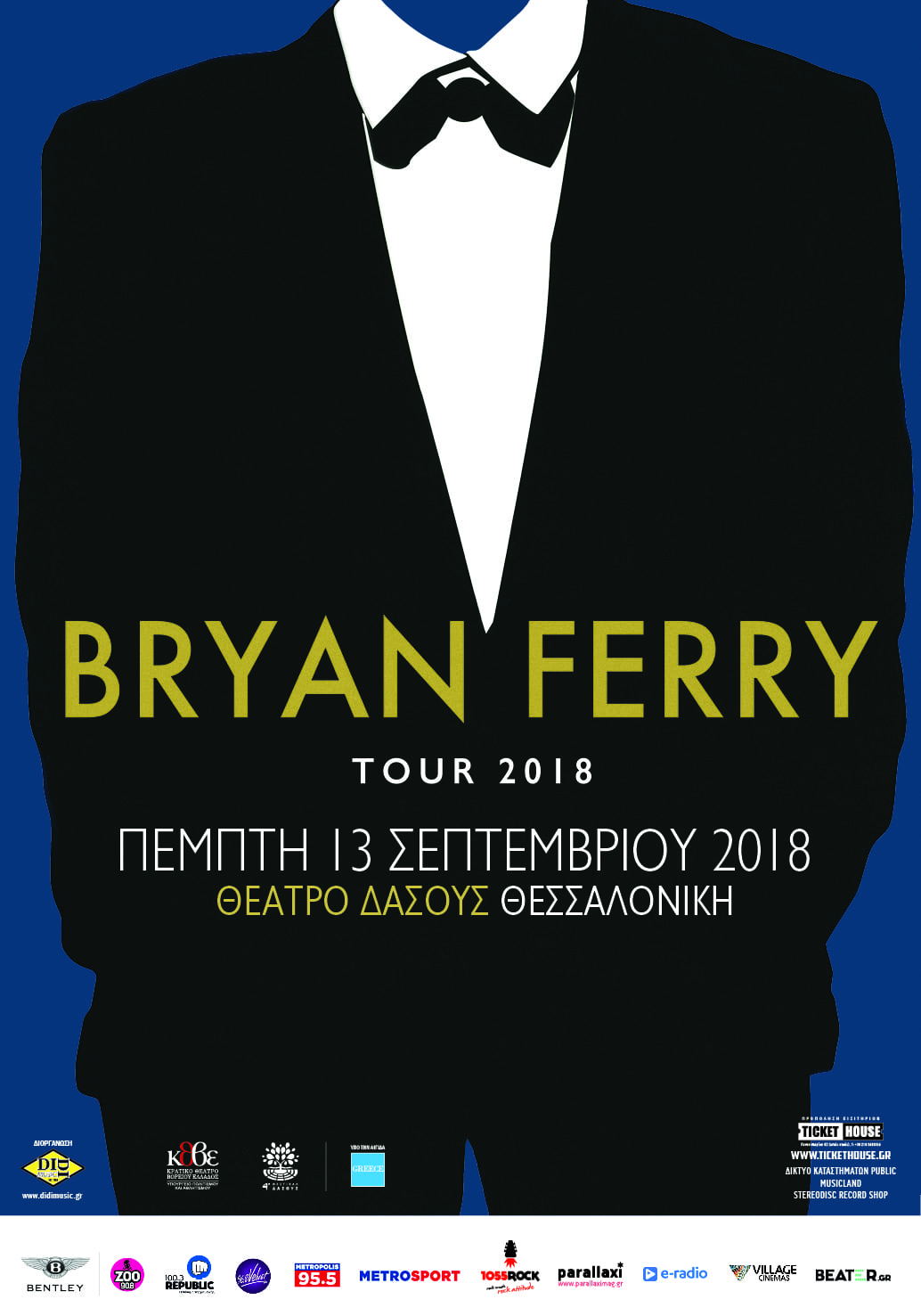 BRYAN FERRY 35x50