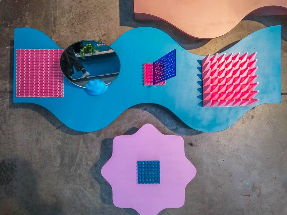 Βρεθήκαμε στην πολύχρωμη γιορτή του London Design Fair 2018!