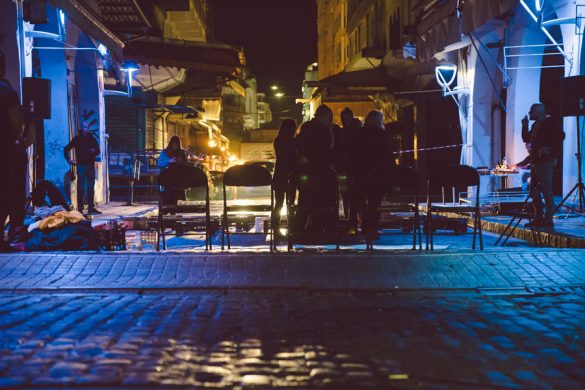67 Φωτογραφίες από ένα 24ωρο στο 3o Kapani Project!