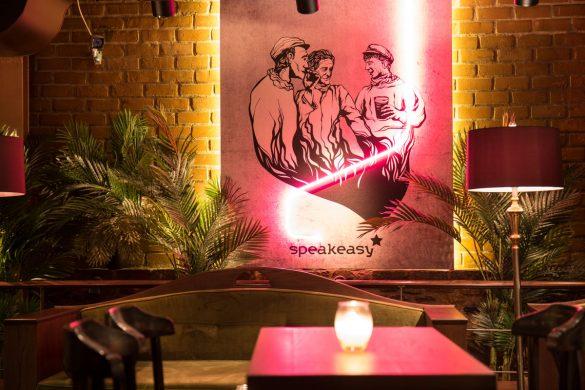 Μήπως ξέρετε που είναι το Speakeasy Floor;