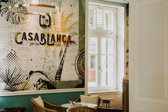 Casablanca Social Club: Η διέγερση των αισθήσεων!