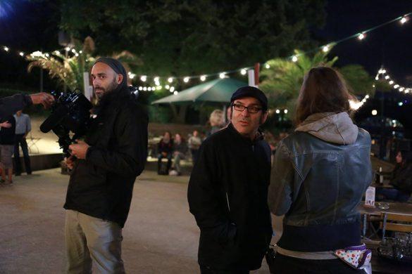 Ο Στράτος Τζίτζης είναι υπέρμαχος του ρεαλιστικού κινηματογράφου και των βερολονέζικων νυχτερινών εξερευνήσεων!