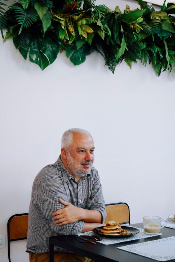 Γιώργος Κρασσακόπουλος: «Καλωσήρθατε σε μια ακόμη προβολή του 59ου Φεστιβάλ Κινηματογράφου»