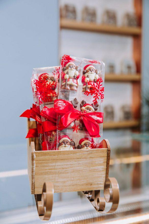 Τα πιο χριστουγεννιάτικα γλυκά της πόλης έχουν γεύση Μίλτος!
