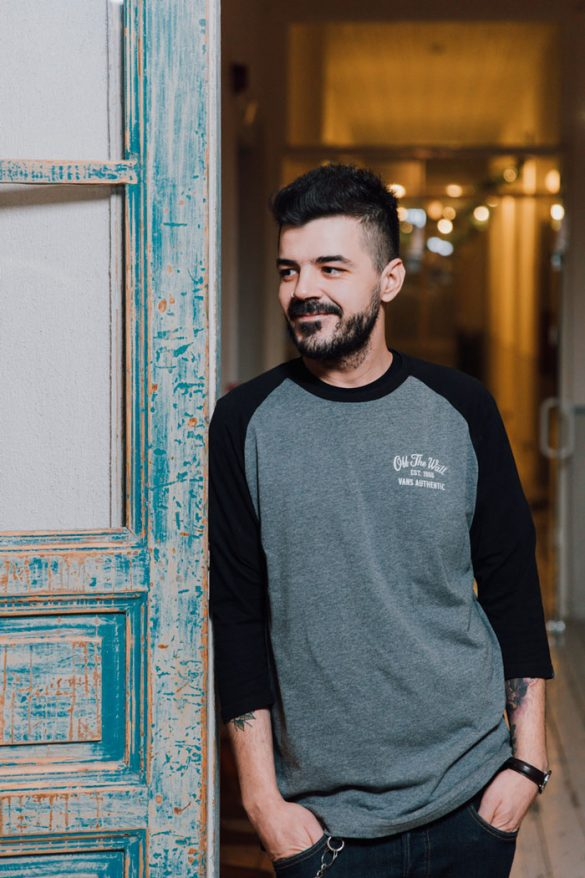 O chef Βασίλης Χατζόπουλος μοιράζεται τα μυστικά του για το γεύμα των φετινών Χριστουγέννων!