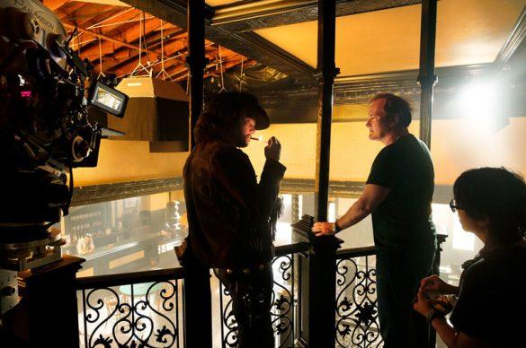 """Οι πρώτες φωτογραφίες από τη νέα ταινία του Tarantino """"Once Upon a Time in Hollywood"""""""