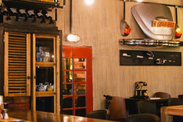 Το Promo Espresso & Spirits είναι το σπίτι του καλού ποτού!