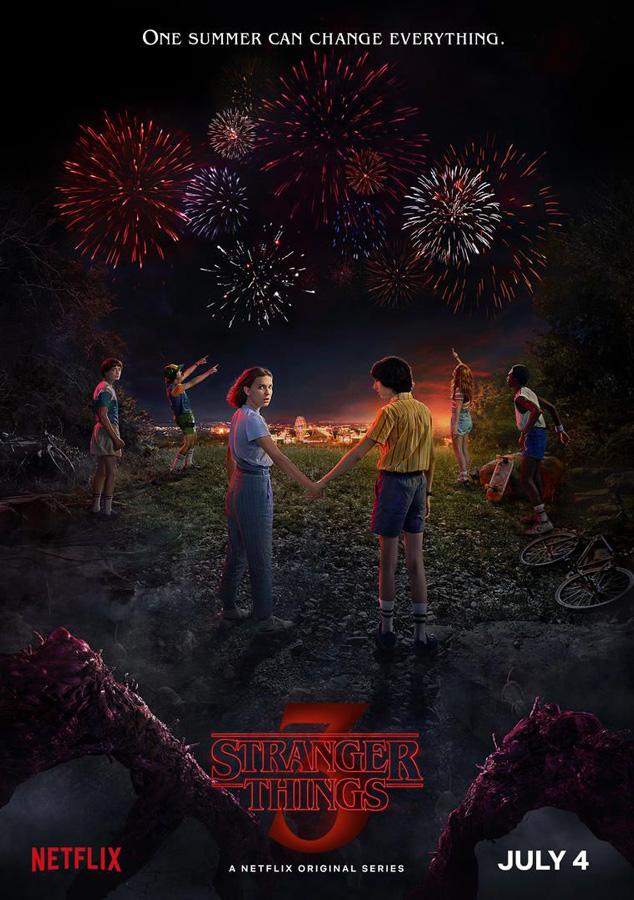 Το trailer της τρίτης σεζόν του «Stranger Things» φέρνει το καλοκαίρι λίγο πιο κοντά!