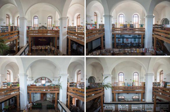 Ένα φωτογραφικό ταξίδι στις βιβλιοθήκες όλου του κόσμου!