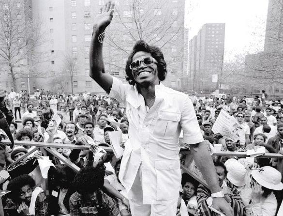 Η ζωή του James Brown μέσα από φωτογραφίες, λέξεις και τραγούδια του!