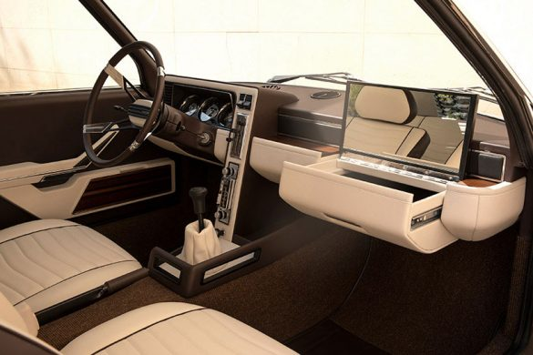 Η αναβίωση του κλασικού BMW Garmish 50 χρόνια μετά.