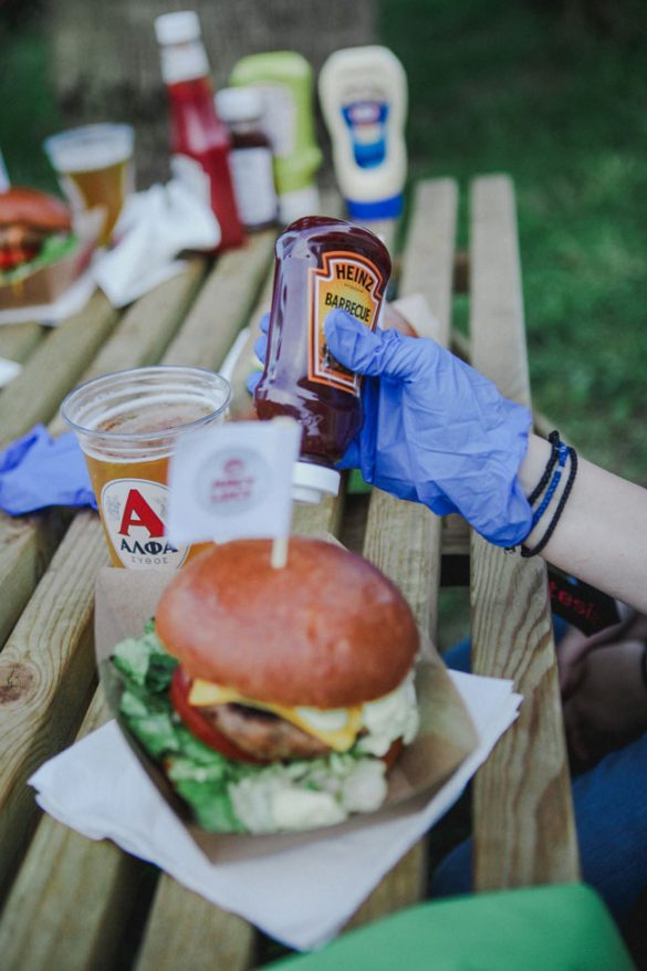 Όλα όσα έγιναν στο θεσσαλονικιώτικο Burger Fest!
