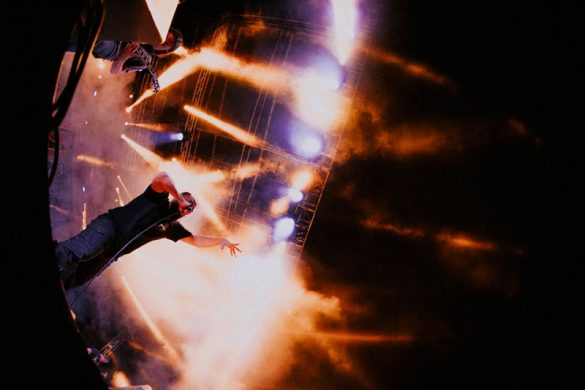 Clucth, BRMC και Planet of Zeus σε μία από τις πιο δυνατές συναυλιακές στιγμές για φέτος!