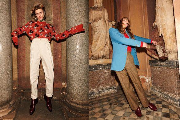 Ο Γιώργος Λάνθιμος φωτογραφίζει την νέα κολεξιόν του οίκου Gucci!