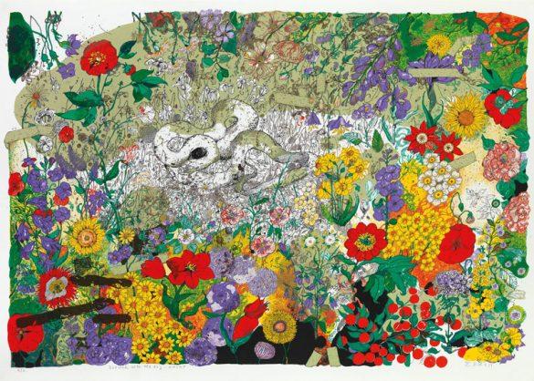 Εσύ, το ήξερες ότι τα κομμάτια του Nick Cave έχουν γίνει πίνακες ζωγραφικής;