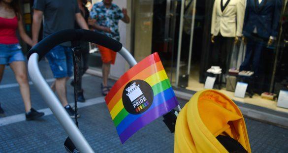Όσα συνέβησαν στο 8ο Thessaloniki Pride Parade μέσα από 35 φωτογραφίες!