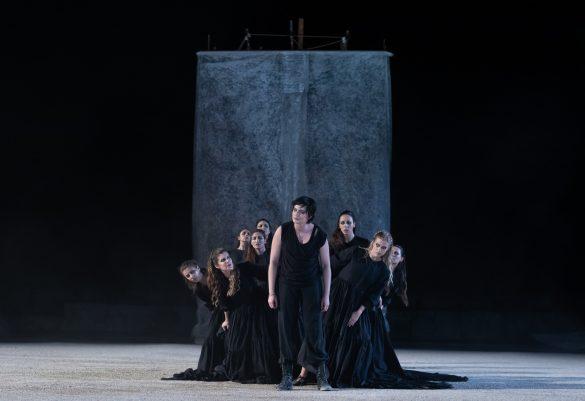 Η τριλογία της Ορέστειας του Αισχύλου σε καλοκαιρινή περιοδεία από το Εθνικό Θέατρο!