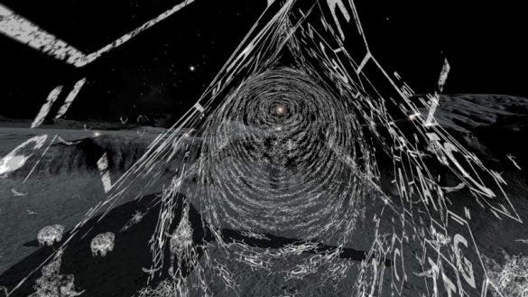 Προς τη Σελήνη: Διευρυμένη πραγματικότητα από τη Laurie Anderson!