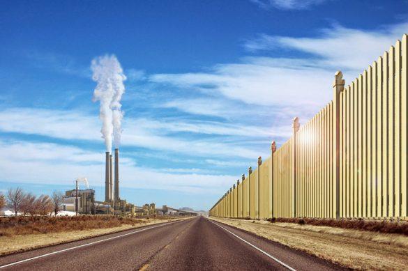 Οι ροζ τραμπάλες και άλλες 4 προτάσεις που προκαλούν τον Trump και το τοίχος του Μεξικό!