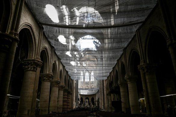 Μια πρόταση για την ανοικοδόμηση της Παναγίας των Παρισίων που δίνει ένα αισιόδοξο τέλος!