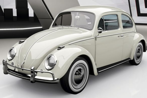 H Volkswagen λέει το μεγάλο αντίο στο θρυλικό «σκαθάρι»!