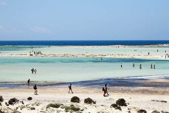 Ένα οδηγός για να απολαύσεις τις καλύτερες παραλίες της Κρήτης!